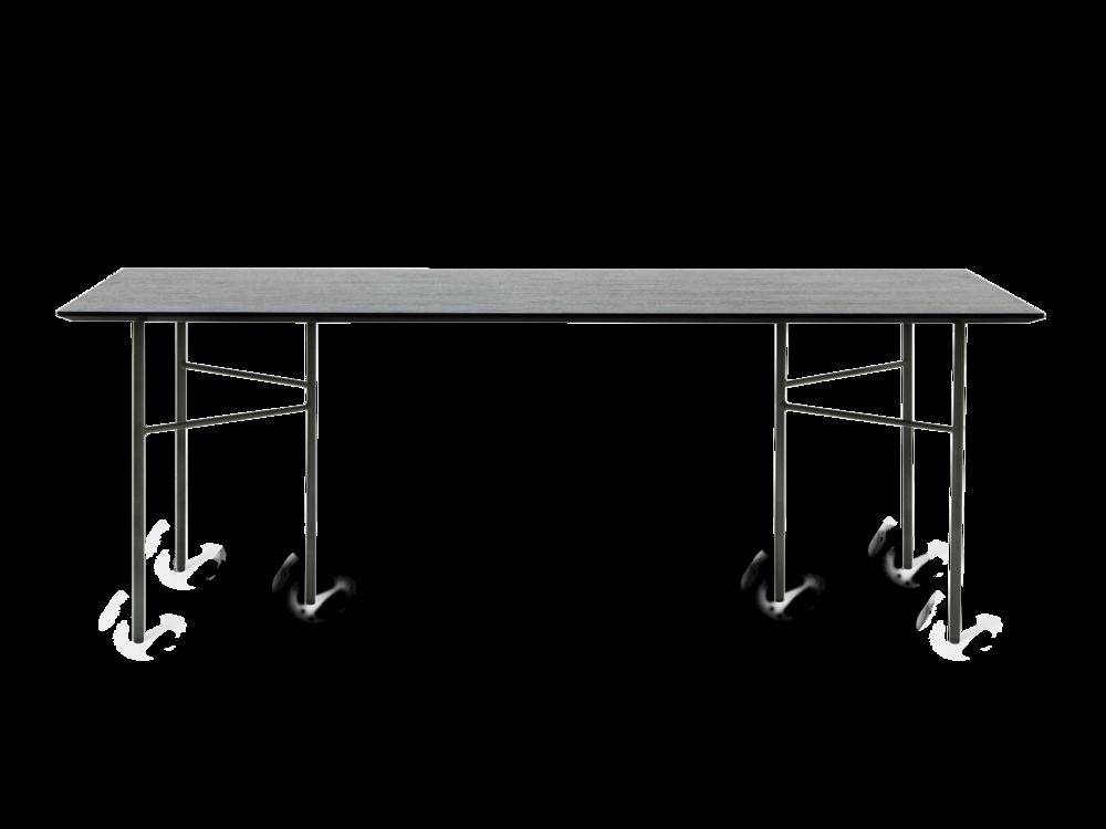 Mingle Tischplatte Rechteck 210 von ferm Living
