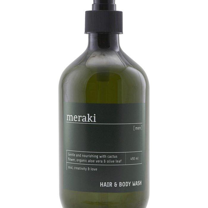 Haar- und Körper Seife für Männer
