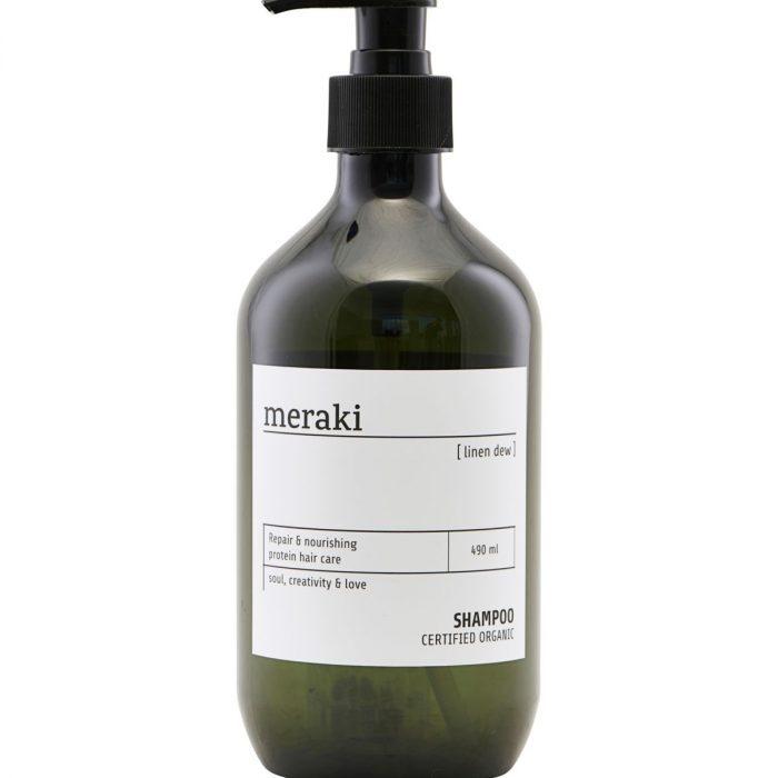 Shampoo für strapaziertes Haar