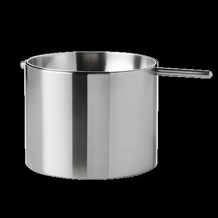 Edelstahl Aschenbecher im Design von Arne Jacobsen von Stelton