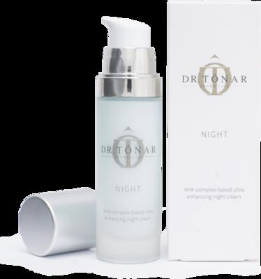 Dr. Tonar Night Gesichtscreme von Dr. Tonar Cosmetics