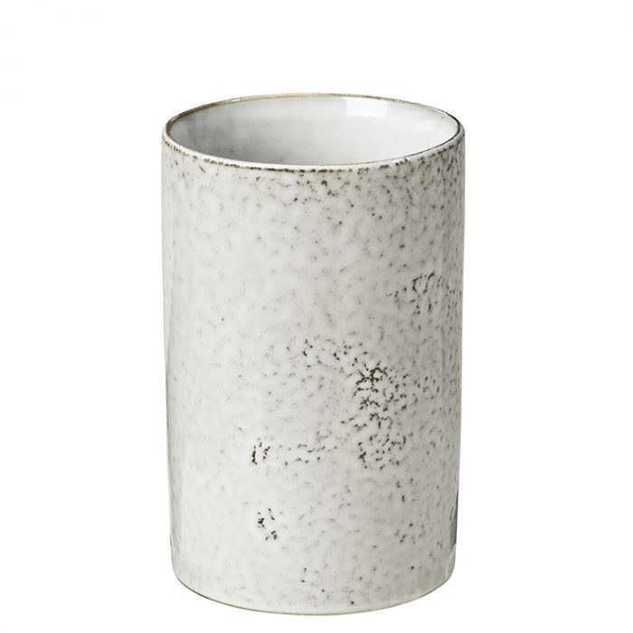Vase Nordic Sand von Broste Copenhagen