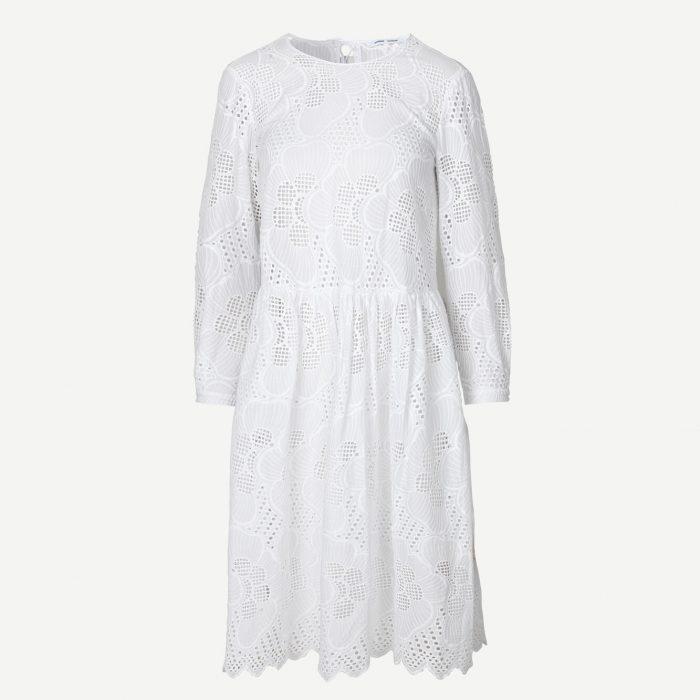 Junia Kleid Bright White von Samsoe and Samsoe