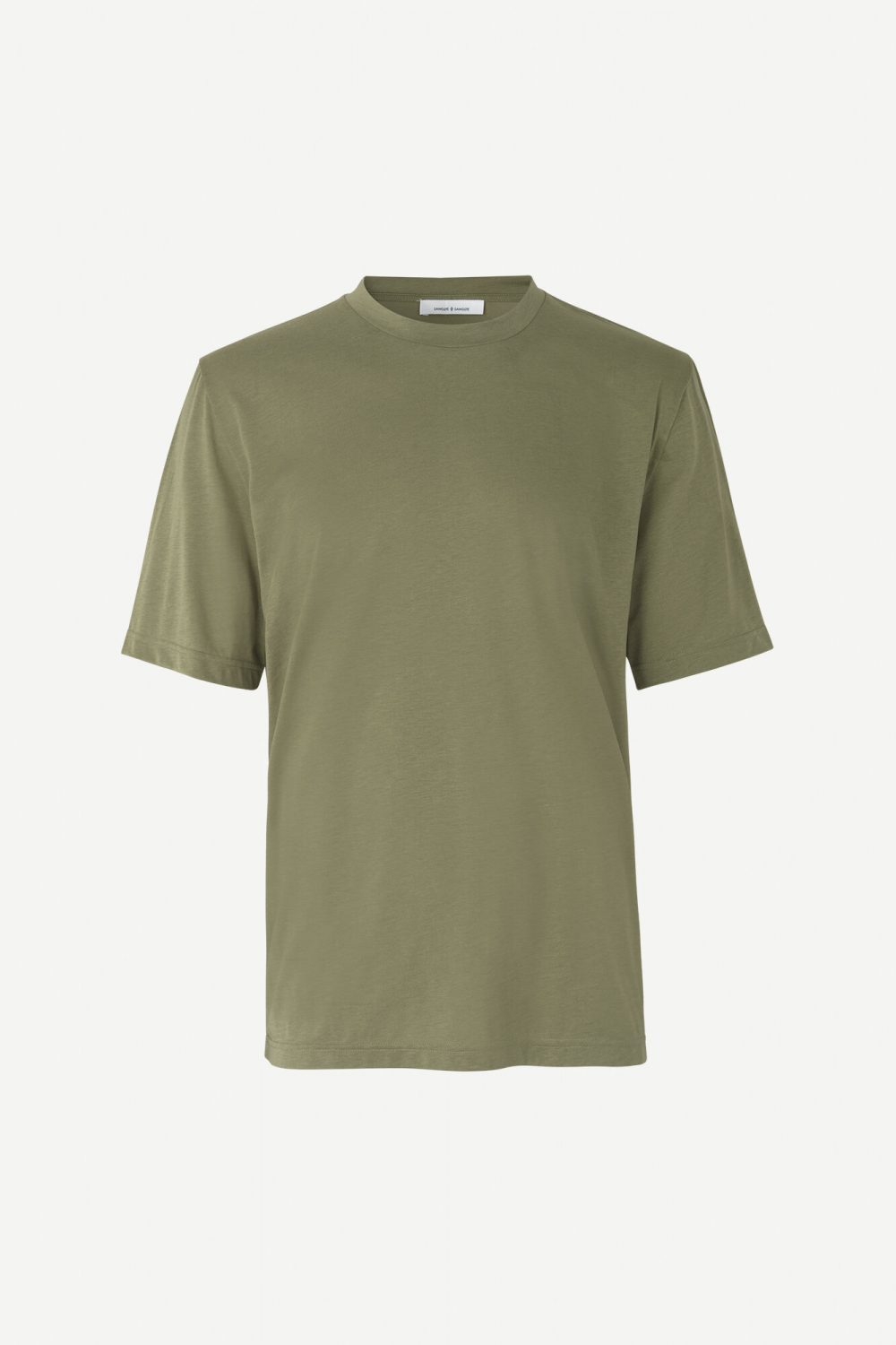 Toke T-Shirt Deep Lichen Green