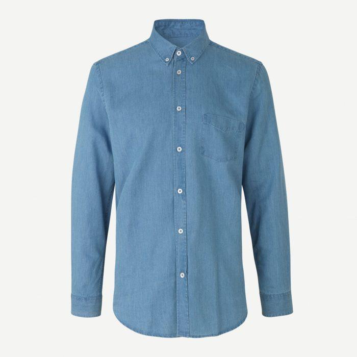 Liam Hemd Dream Blue