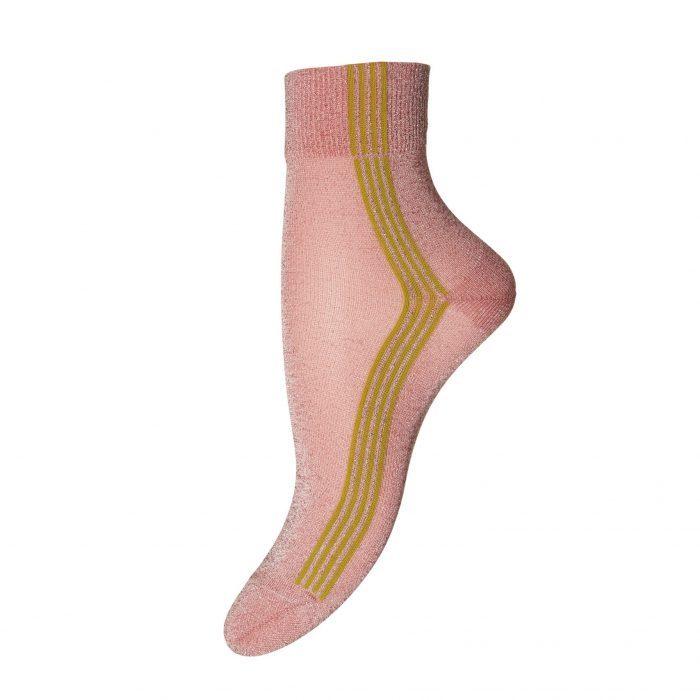 Socken Violet Nude Copper von MP Denmark