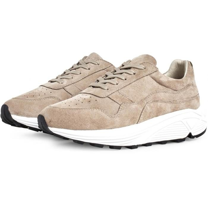 Sneaker Bailey Runner Earth Suede von Garment Project