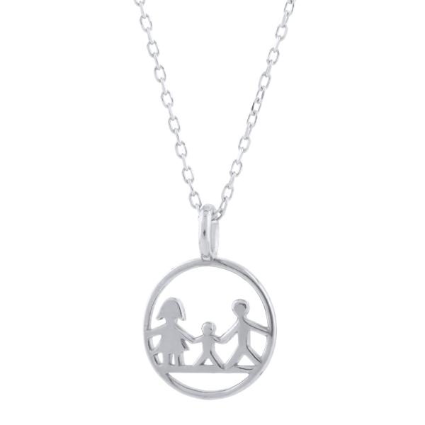 Silberkette von Sanne Nordahn