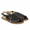 Sandalen Sling-Back Black von Angeles