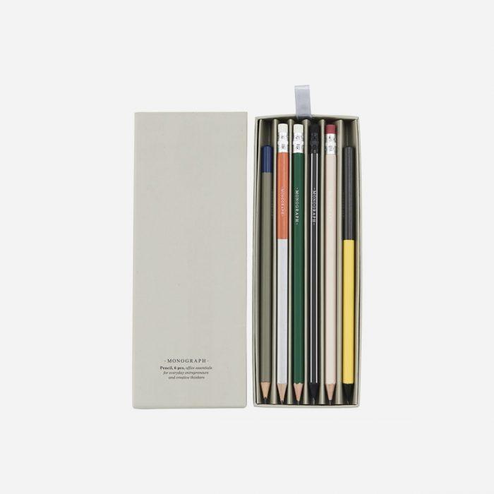 Bleistifte Mix von Monograph