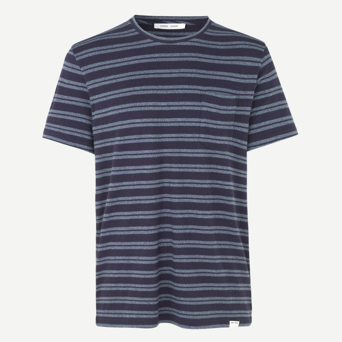 Carpo T-Shirt Blue Depths von Samsoe