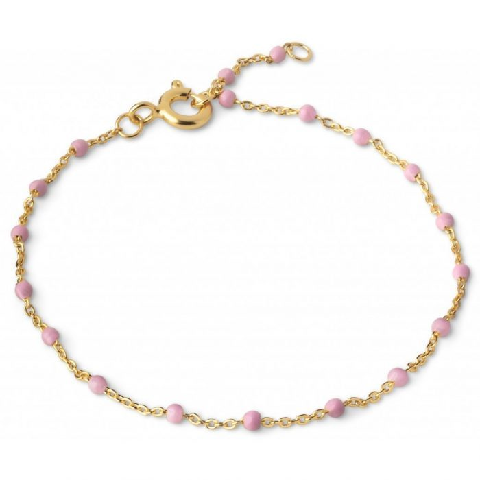 Lola Armband - Light Pink von Enamel