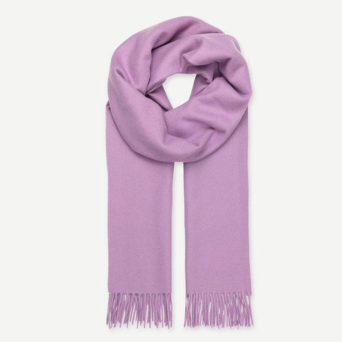 Accola Maxi Schal Purple Jasper von Samose&Samsoe