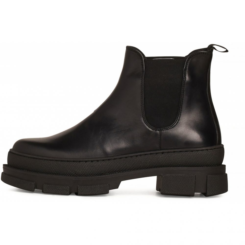 Boots Irean Chelsea - Black Leather