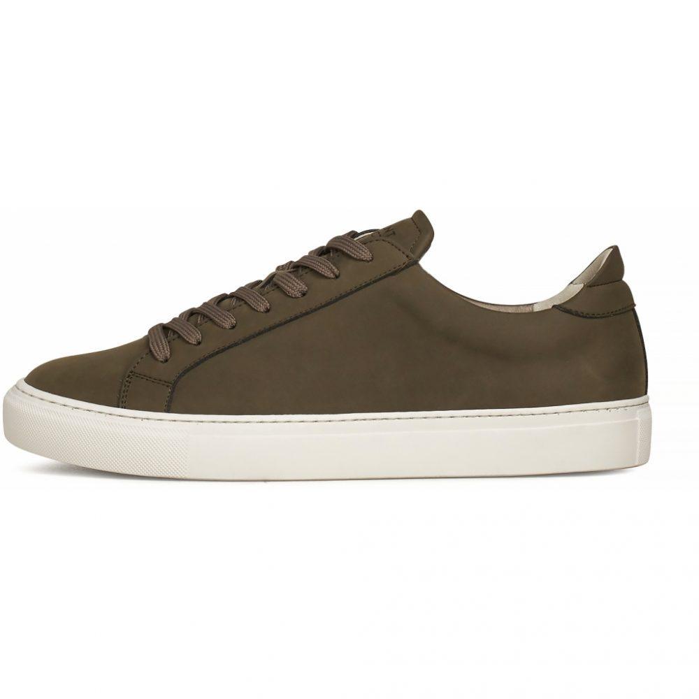 Sneaker Type - Grey Vegan