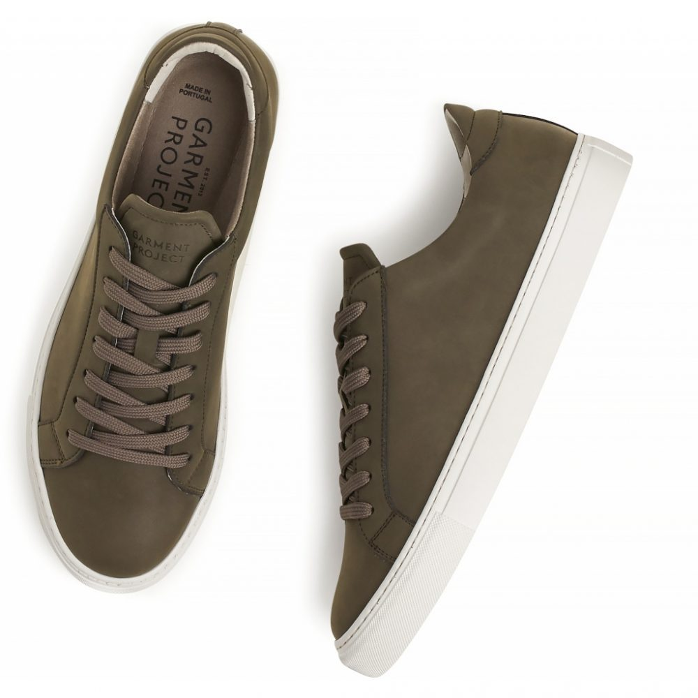 Sneaker Type - Grey Vegan Schuh von GP