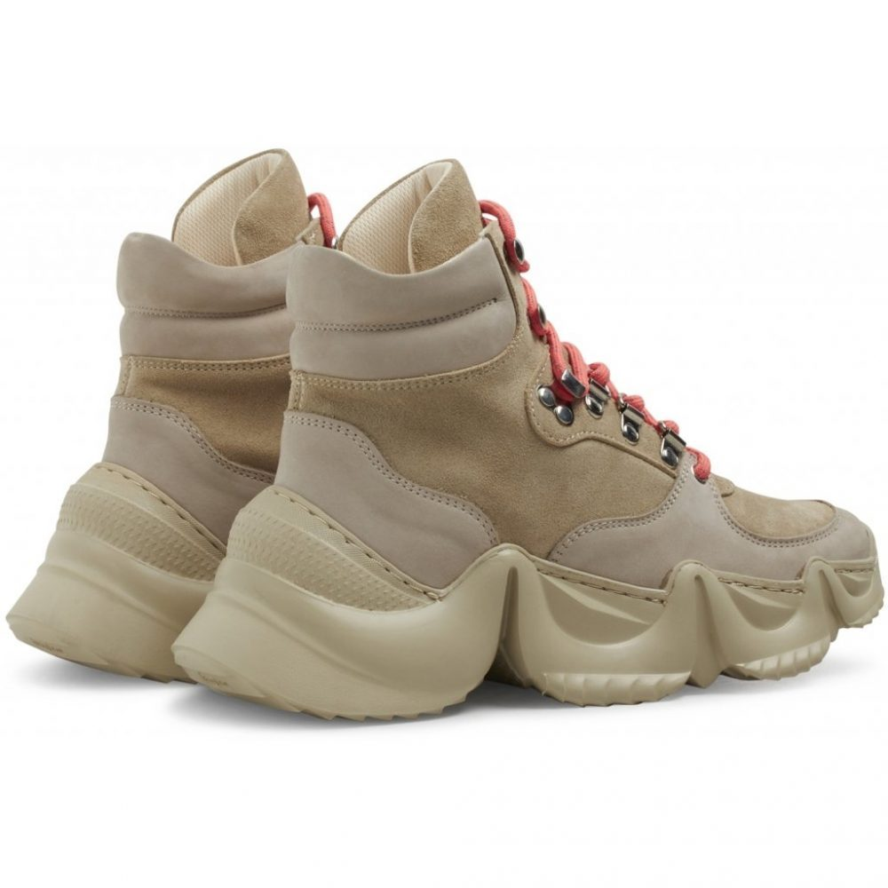 Boots Zippy - Sand Suede
