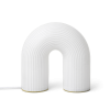 Vuelta Lampe - White von ferm Living