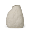 Vulca Vase Medium - Off White von ferm Living