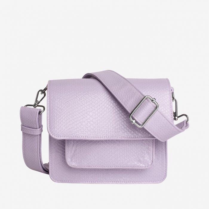 Boa Umhängetasche - Light Purple von Samsoe&Samsoe