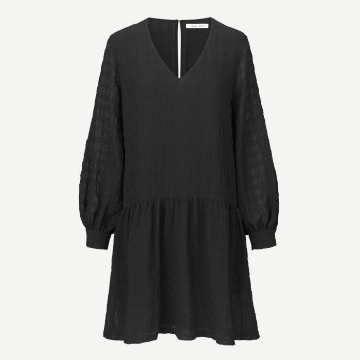 Millo Kleid - Black von Samsoe&Samsoe