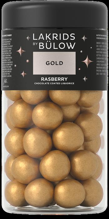 Gold - Raspberry von Lakrids by Bülow