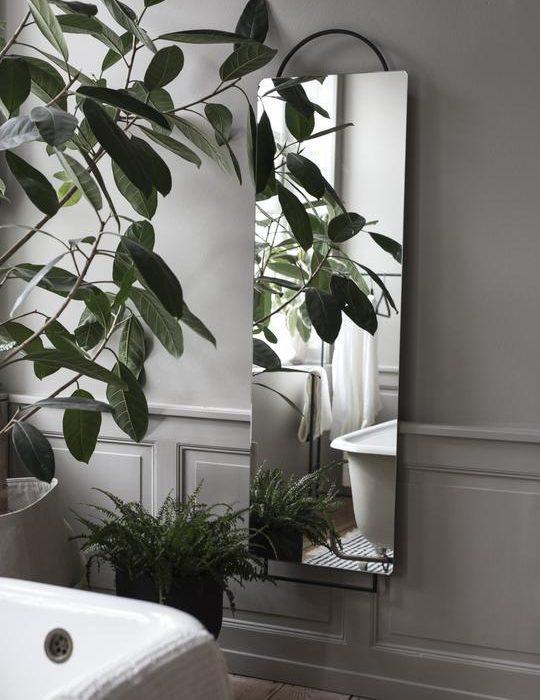 Spiegel - Wanddekoration