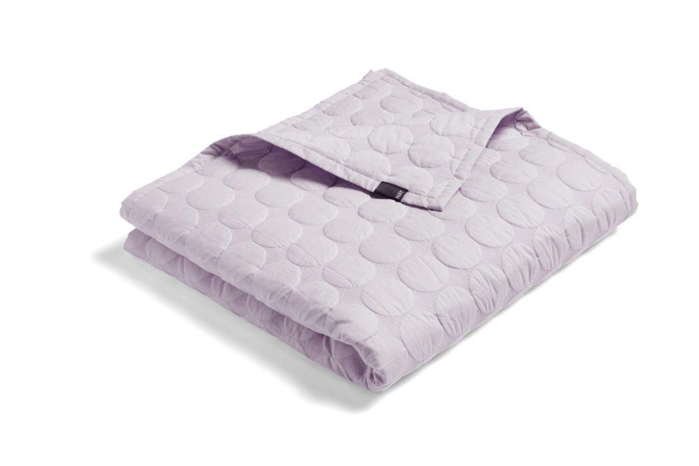 Mega Dot Bettdecke - Lavender von Hay