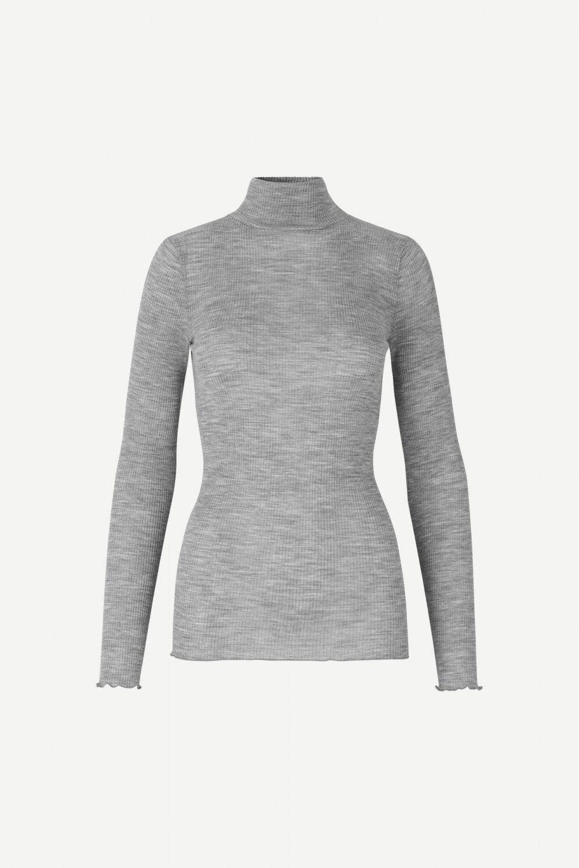 Cupidon Rollkragen-Shirt - Dark von Samsoe