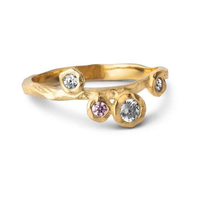 Rose Ring von Enamel
