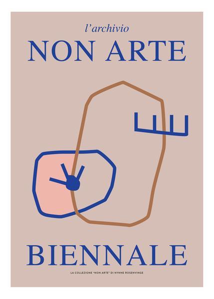 """Non Arte Poster - """"Biennale"""""""