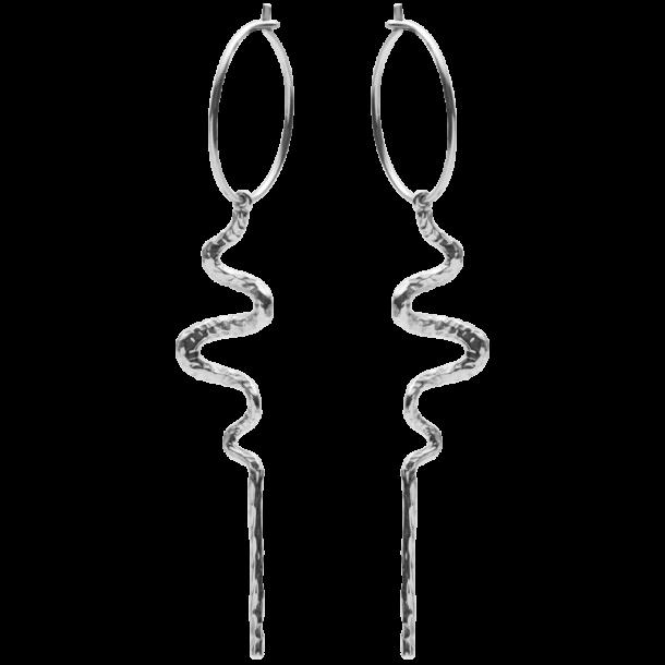 Mia Creolen - Silber von Maanesten