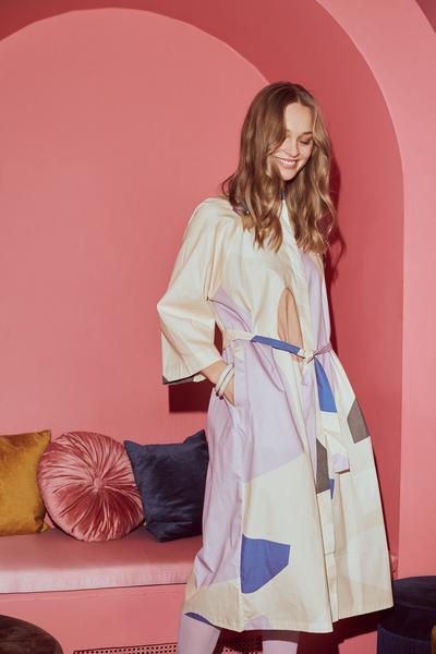 Kimono Kleid - S4 von Nynne Rosenvinge
