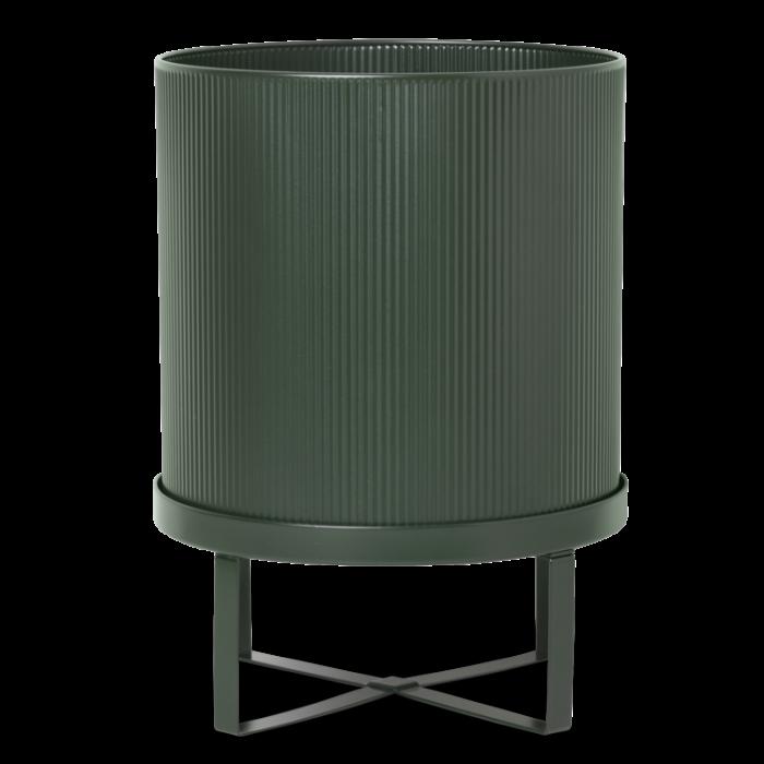 Bau Pot L - Dark Green von ferm Living