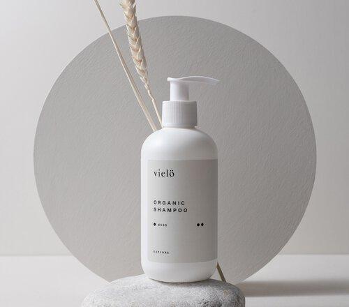 Explore Organic Shampoo von Vielö