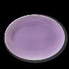 Rhombe Color Servierplatte - Lila - Porzellan