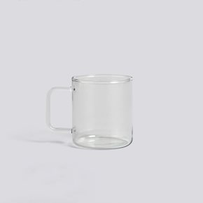HAY Kaffeetasse Glas - Clear von Hay