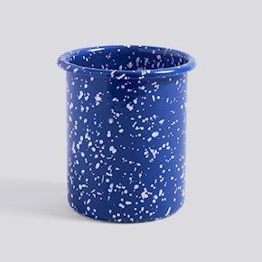 Enamel Becher - Blue von Hay