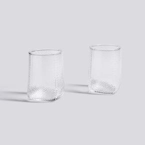 Tela Teelichter - Clear - 2 Stk. von Hay