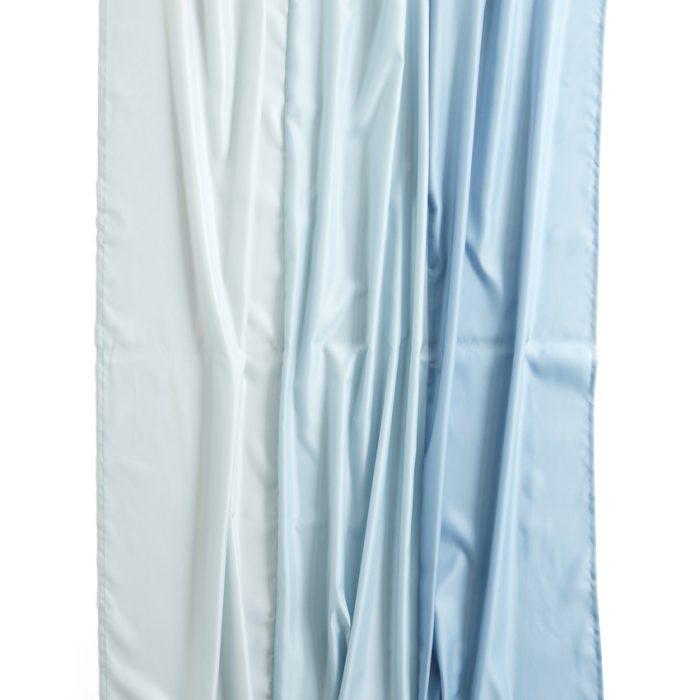 Aquarelle Duschvorhang - Ice Blue von Hay