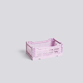 Colour Crate Kiste S - Lavender von Hay