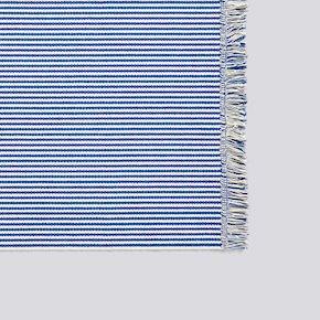 Stripes Läufer - Bluebell Riplle - 60x200 von Hay