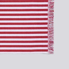 Stripes Läufer - Raspberry Ripple - 60x200 von Hay