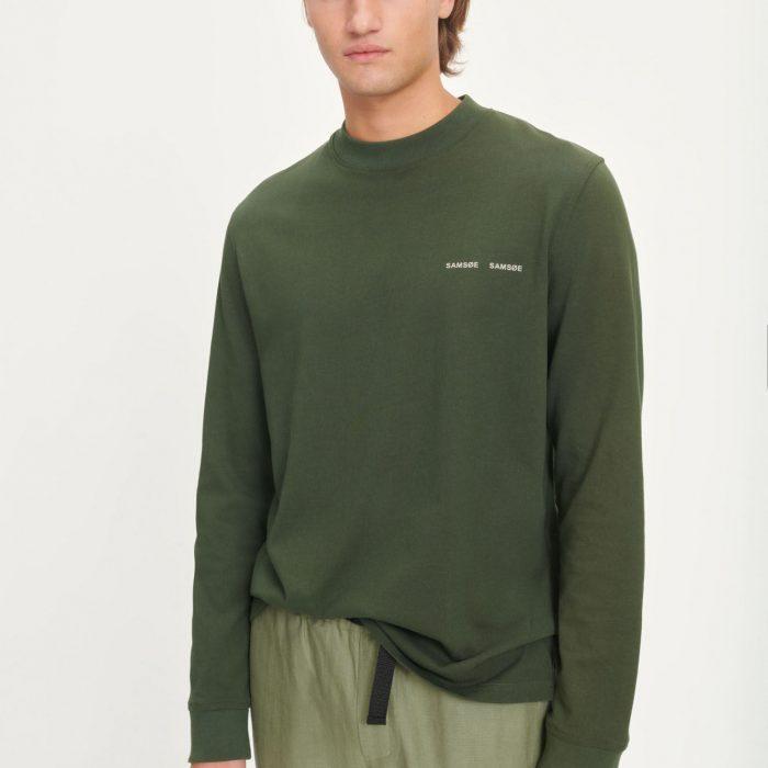 Norsbro Shirt Kambu Green
