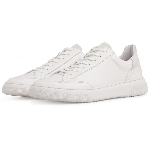 Sneaker Off Court - White Leather/Suede von Garment Project