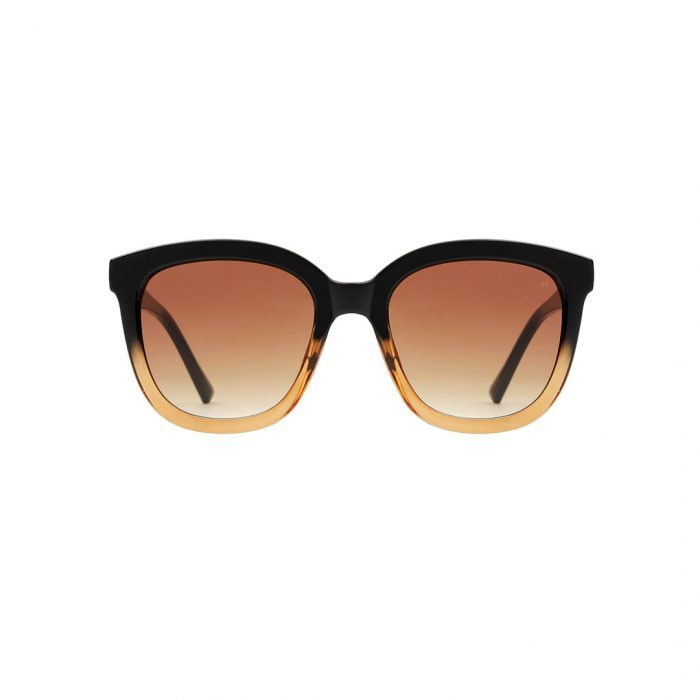 Sonnenbrille Billy Black/Brown