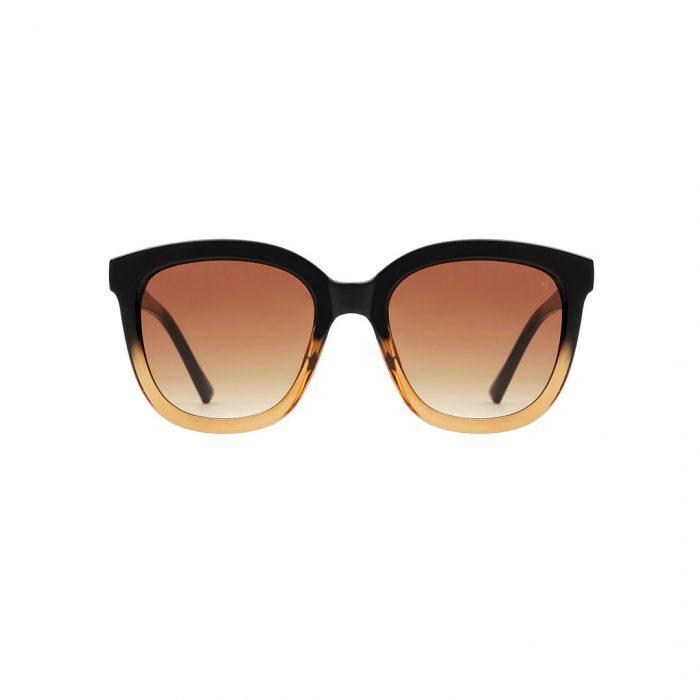 Sonnenbrille Billy Black/Brown