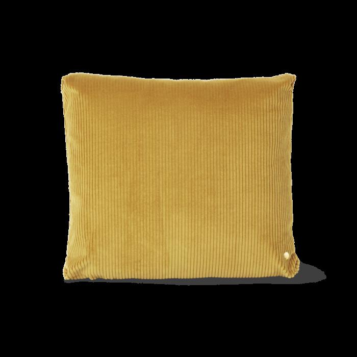 Kordpolster Mustard