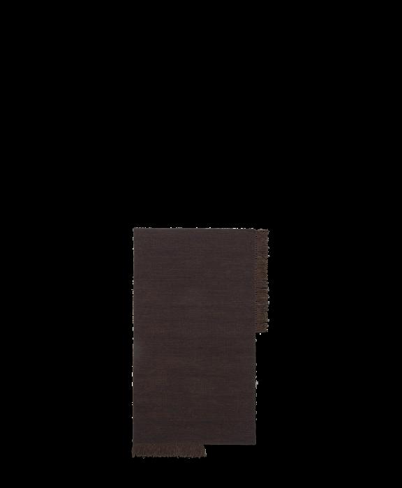 Kelim Teppich Dark Melange Small