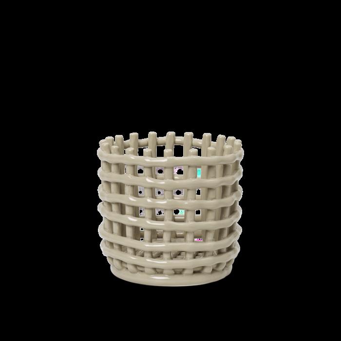 Keramikkorb S Cashmere